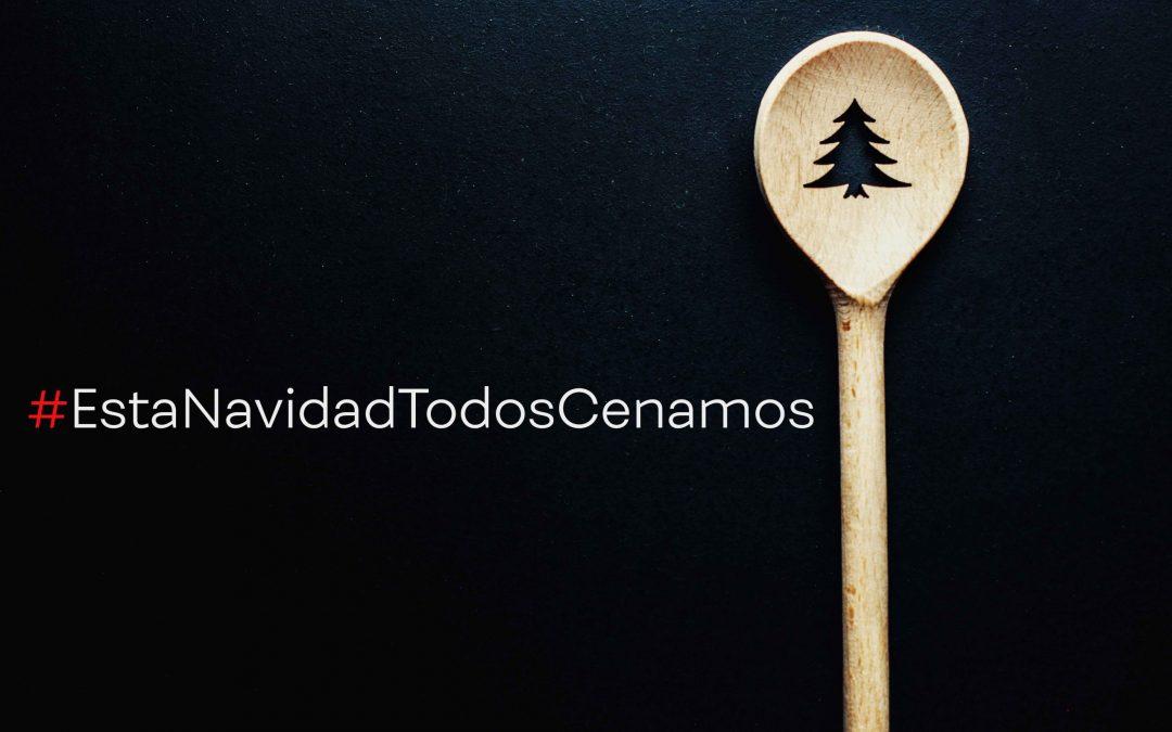 Nace la iniciativa #EstaNavidadTodosCenamos