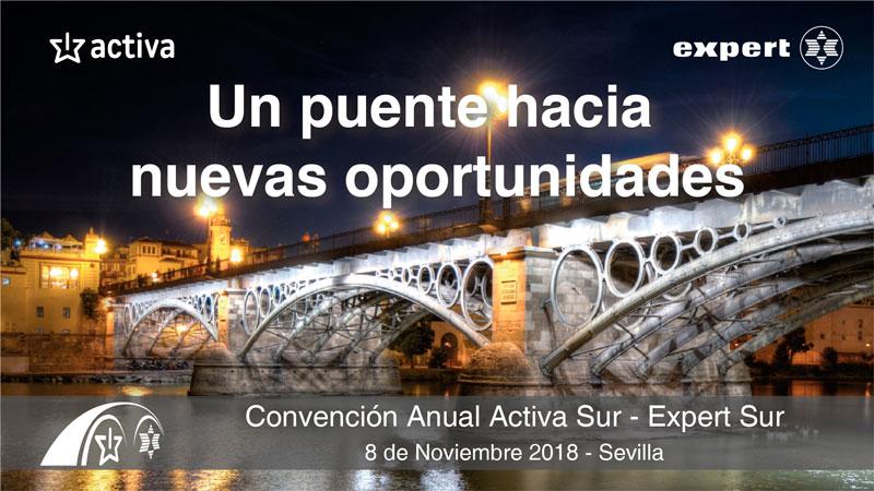 Convención Anual Activa Sur – Expert Sur 2018